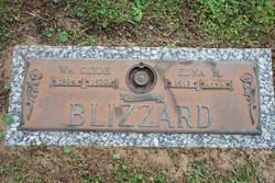 Edna Mae <I>Hardison</I> Blizzard
