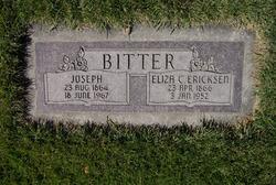 Eliza Clowsina <I>Ericksen</I> Bitter