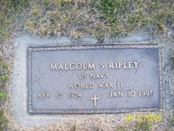 "Malcolm Smith ""Rip"" Ripley"