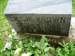 Lillie <I>Brown</I> Aden