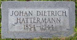 Johan <I>Dietrich</I> Hattermann