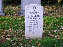 Robert McClean Carswell