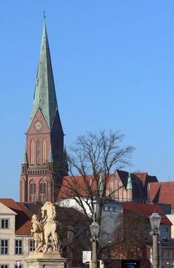 Cathedral of Schwerin