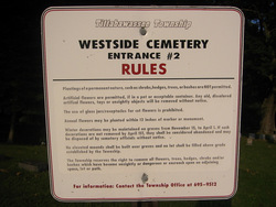West Side Cemetery