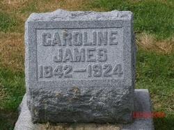 "Caroline ""Cal"" <I>Rustay</I> James"