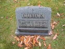 William Henry Cusick