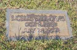 Mollie Bell <I>Heard</I> Davis