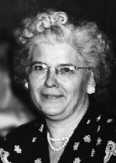Mildred <I>Zagorsky</I> Nugent