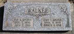 Eva <I>Rasmussen</I> Walker