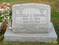 """Estella O. """"Della"""" <I>Askins</I> Banning"""