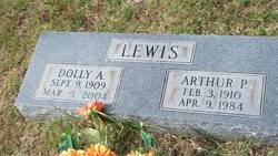 Dolly Agnes <I>Hammond</I> Lewis