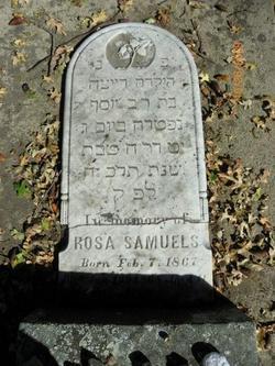 Rosa Samuels