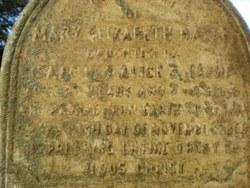 Mary Elizabeth Hayne