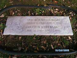 Paxton Scott Haake