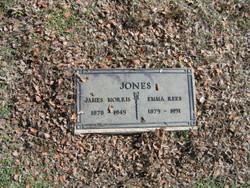 Emma <I>Rees</I> Jones