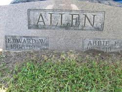 Edward W. Allen
