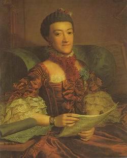 Charlotte Sophie von Sachsen-Coburg-Saalfeld