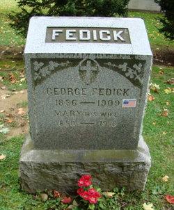 George Fedick