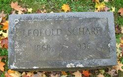 Leopold Scharf
