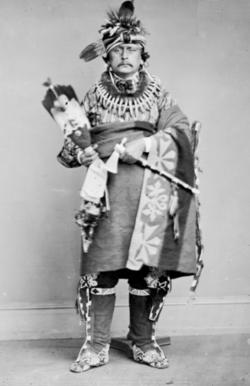 Chief Moses Keokuk