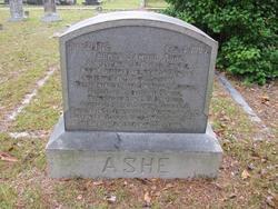 Thomas Samuel Ashe