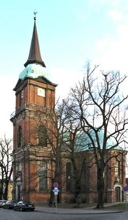 Schelfkirche (Saint Nikolai)