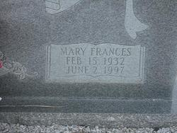 Mary Frances Amerson