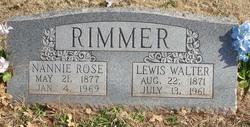 Lewis Walter Rimmer