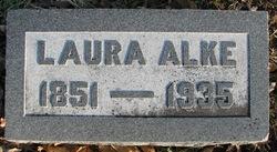 Laura <I>Miller</I> Alke