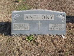 Jennie Anthony