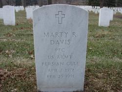 Marty R Davis