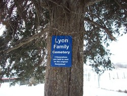 Lyon Family Cemetery