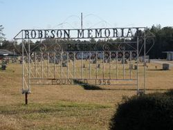 Robeson Memorial Park