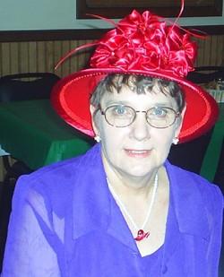 Glenda Warner Boyd