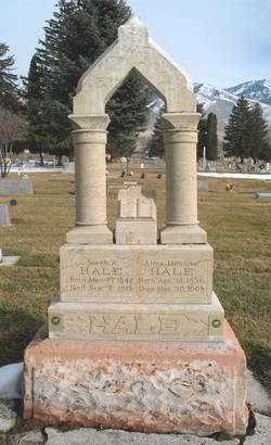 Sarah Ann <I>Clark</I> Hale