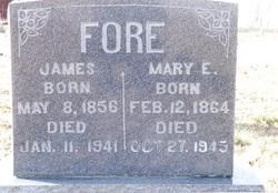 Mary Ellen <I>Mace</I> Fore