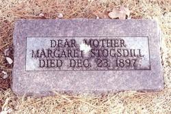 Margaret <I>Baker</I> Stogsdill