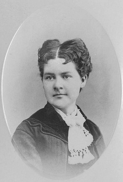 "Dr Martha Maria ""Mattie"" <I>Hughes</I> Cannon"