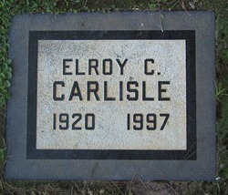 Elroy C. Carlisle