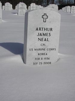 Arthur James Neal