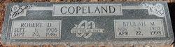 Beulah Mae <I>Beeman</I> Copeland