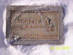 Bertha Evelyn Rosenberry