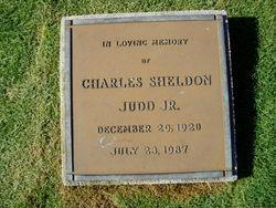 Charles Sheldon Judd, Jr