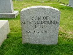 Infant Son Judd