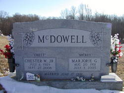 Col Chester Woodford McDowell, Jr