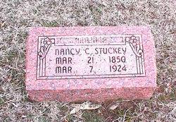 Nancy Catherine <I>Goines</I> Stuckey
