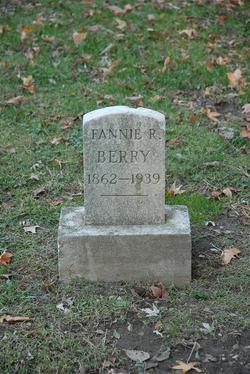 Fannie R. <I>Randle</I> Berry