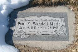 Paul Matic