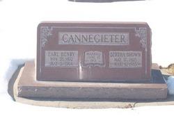 Bertha <I>Brown</I> Cannegieter