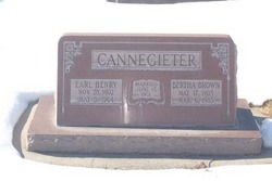 "Earl Henry ""Curly"" Cannegieter"